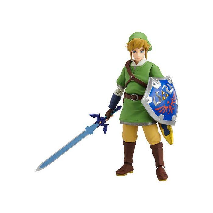 Good Smile The Legend of Zelda: Skyward Sword Link Figma Action Figure (New)