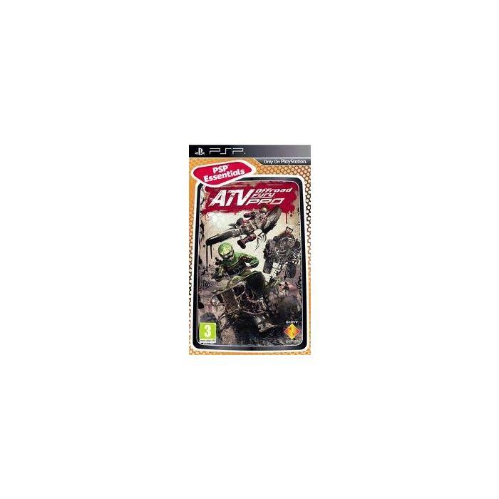 ATV Offroad Fury 4 Pro (Essentials Edition) (PSP) (New)
