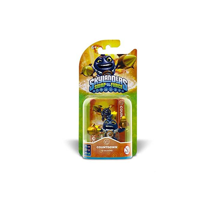 Skylanders Swap Force - Single Character Pack - Countdown (Xbox 360/PS3/Nintendo Wii U/Wii/3DS) (New)