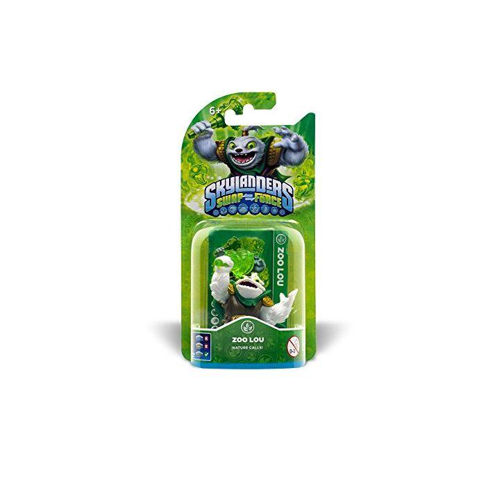 Skylanders Swap Force - Single Character Pack - Zoo Lou (Xbox 360/PS3/Nintendo Wii U/Wii/3DS) (New)
