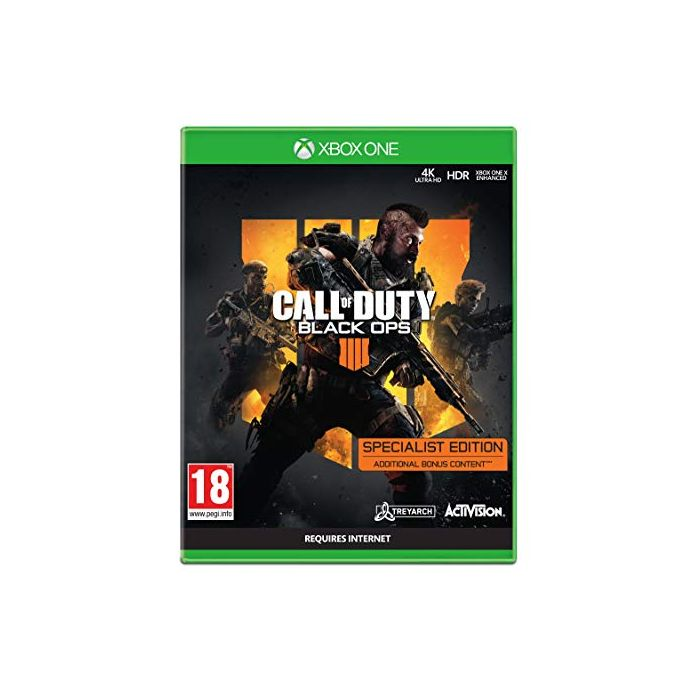 Call of Duty Black Ops 4 (Specialist Edition) (Xbox One) (New)