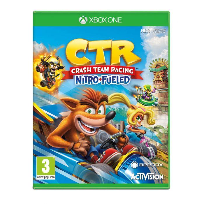 Crash™ Team Racing Nitro-Fueled (Xbox One) (New)