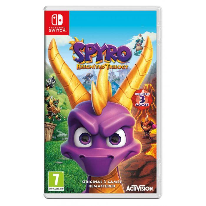 Spyro Reignited Trilogy (Nintendo Switch) (New)