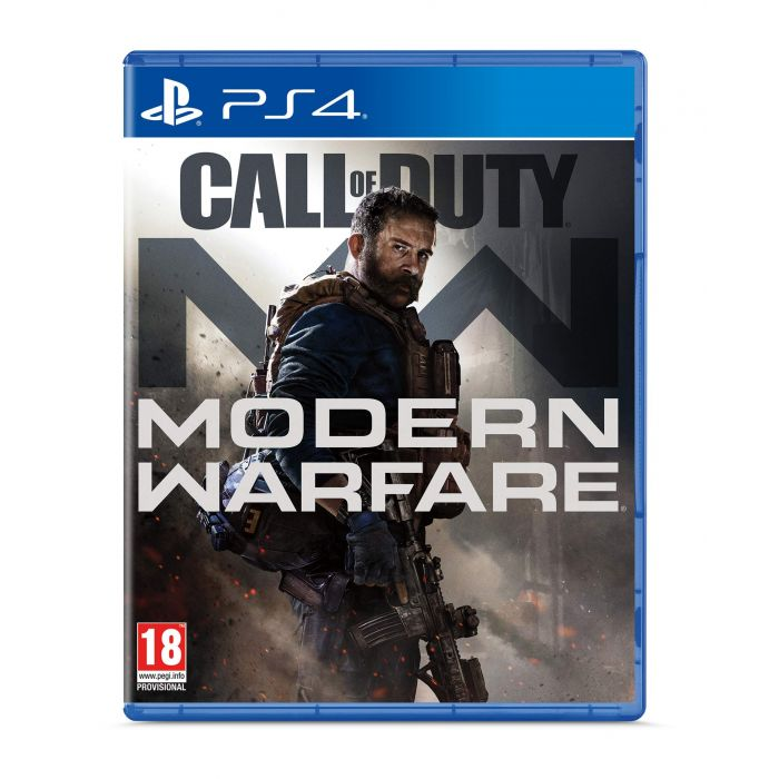 Call of Duty: Modern Warfare (PS4) (Preowned)