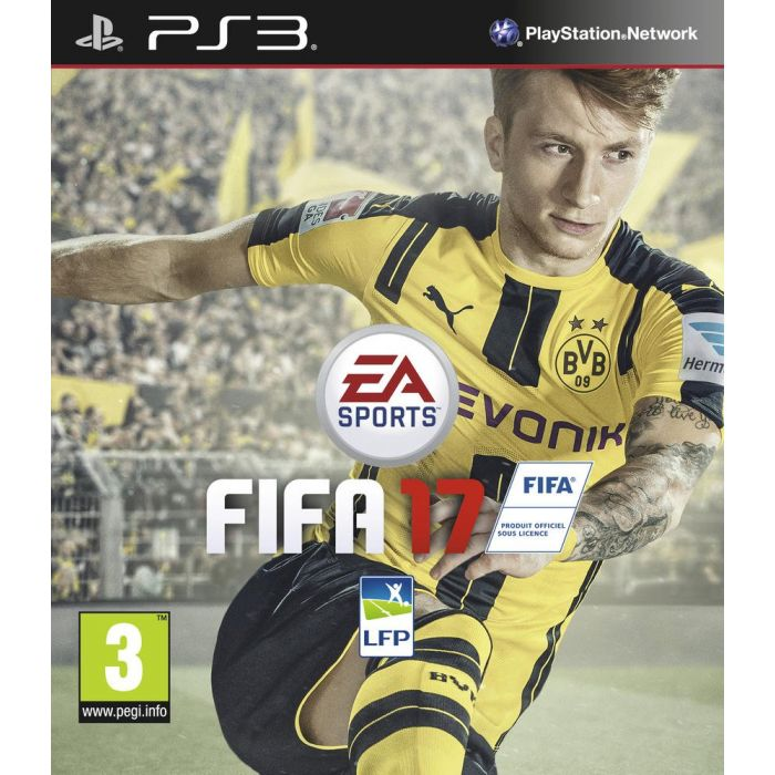 Fifa 17 (PS3) French Language (New)