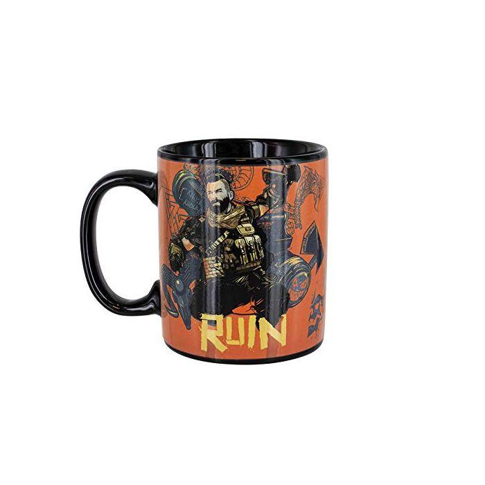 Call of Duty Black Ops 4 Ruin's Heat Change Mug (New)