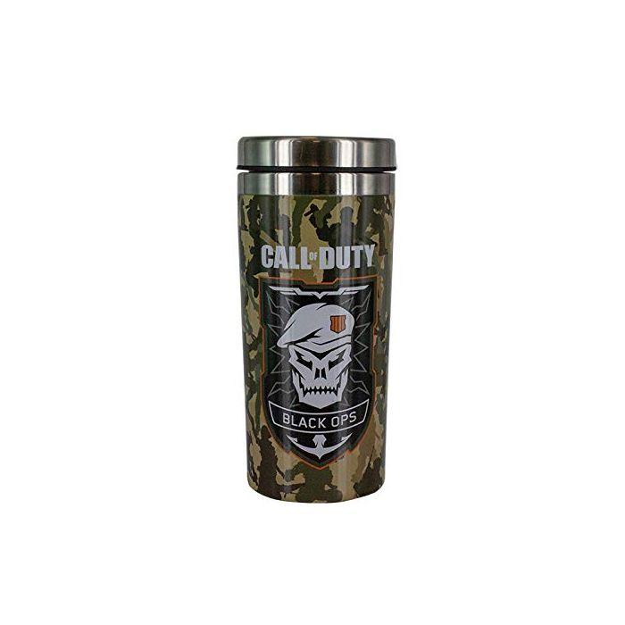 Call of Duty Black Ops 4 Travel Mug (New)