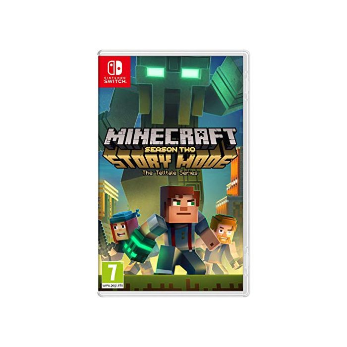 Minecraft Story Mode - Season 2 (Nintendo Switch) (New)