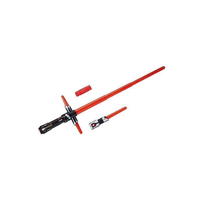 STAR WARS The Last Jedi Blade Builders Kylo Ren Electronic Lightsabre Figure (New)