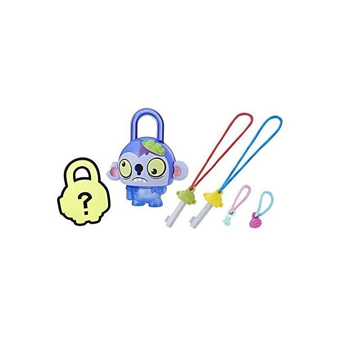 Hasbro Lock Star figure Gross Brain purple 5-piece (New)