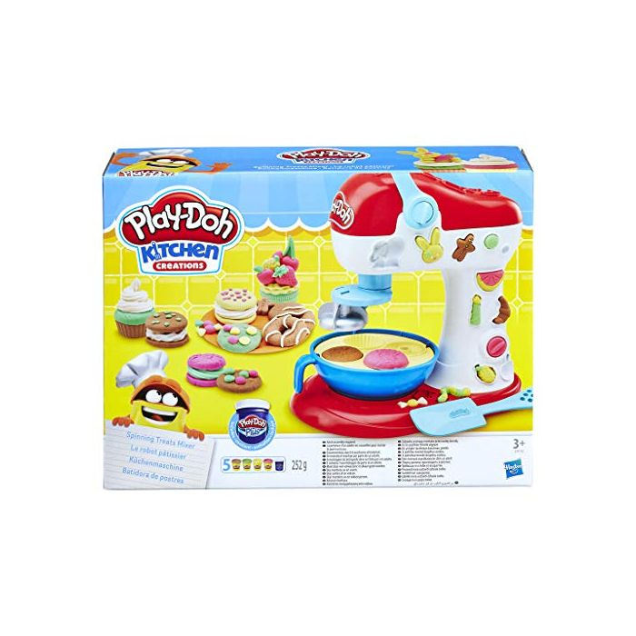 Play-Doh Kitchen Creations Spinning Treats Mixer (New)