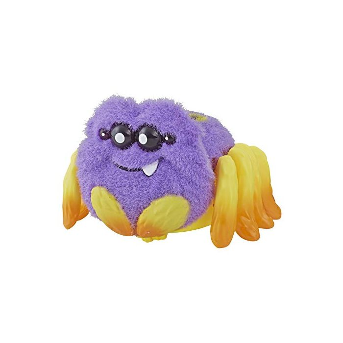 Yellies! Harry Scoots; Voice-Activated Spider Pet (New)