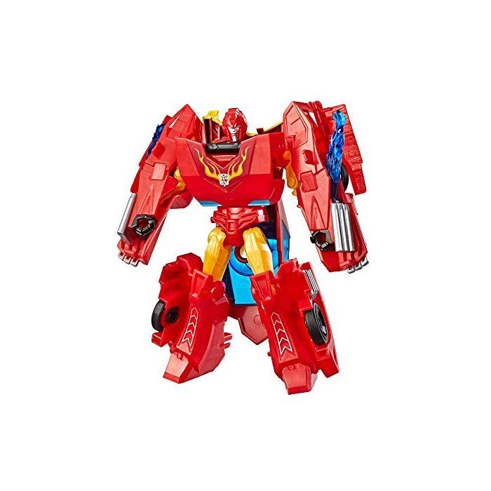 Transformers Cyberverse Warrior Hot Rod (New)