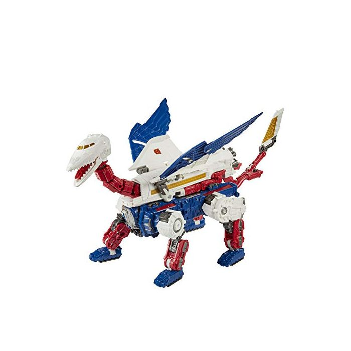 Transformers Toys Generations War for Cybertron: Earthrise Leader WFC-E24 Sky Lynx (5 Modes) Action Figure - Kids Ages 8 and Up, 11-inch (New)