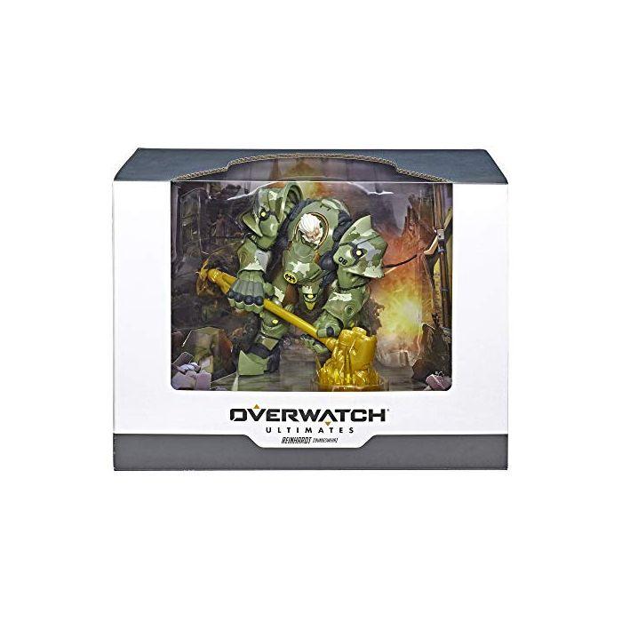 Overwatch Ultimates Series Reinhardt Figurine (Bundeswehr) (New)