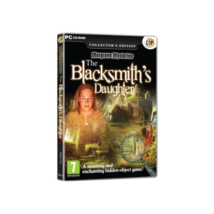 Margrave Mysteries: The Blacksmith's Daughter - Collector's Editon (PC DVD) (New)