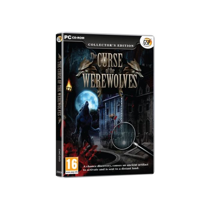 The Curse of the Werewolves - Collector's Edition (PC DVD) (New)