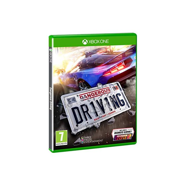 Dangerous Driving (Xbox One) (New)