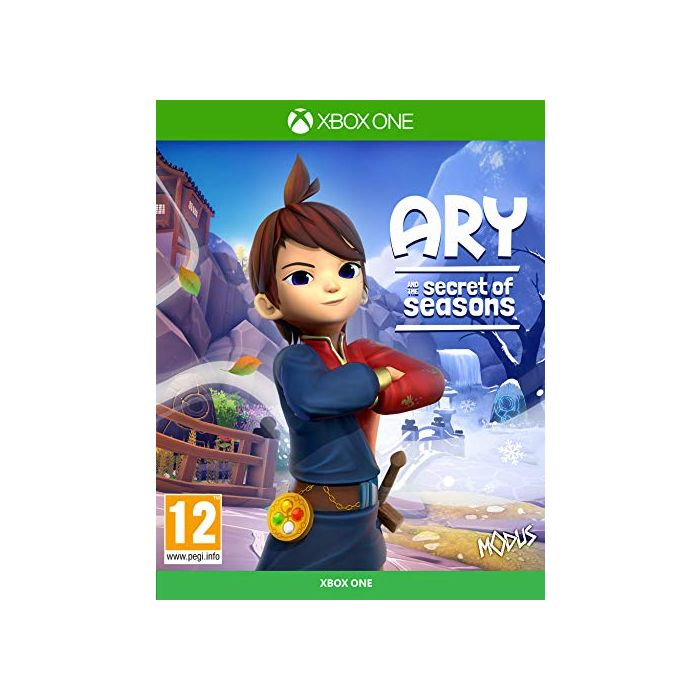 Ary and the Secret of Seasons - Xbox One (Xbox One) (New)