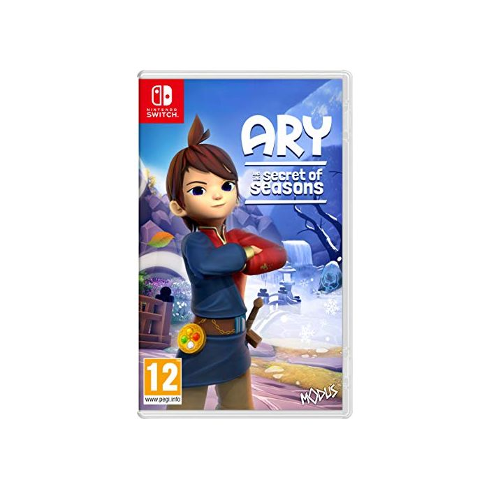 Ary and the Secret of Seasons - Nintendo Switch (Nintendo Switch) (New)