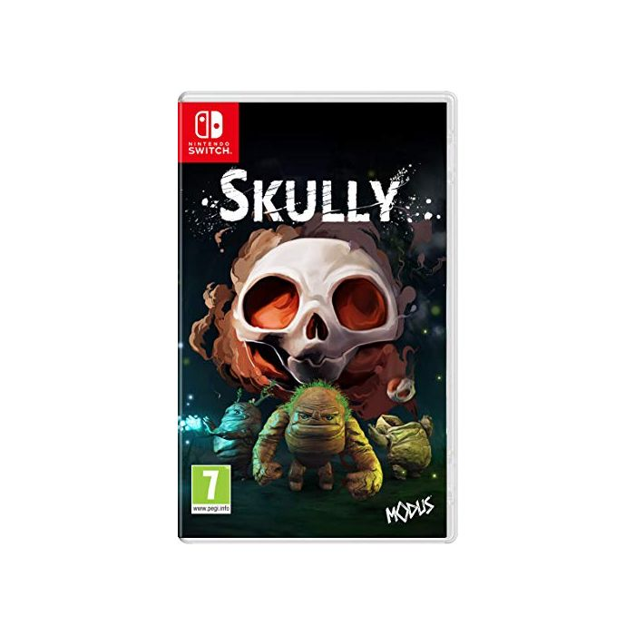 Skully (Nintendo Switch) (New)