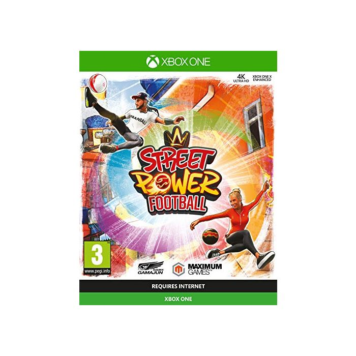 Street Power Football (Xbox One) (New)