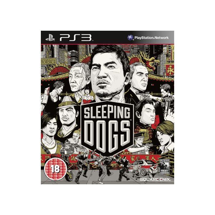 Sleeping Dogs (PS3) (New)