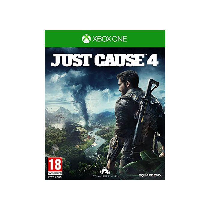 Just Cause 4 (Standard Edition) (Xbox One) (New)