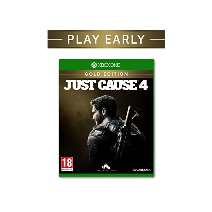 Just Cause 4 Gold Edition (Xbox One) (New)