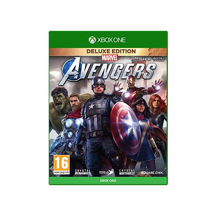 Marvel's Avengers Deluxe Edition (Xbox One) (New)