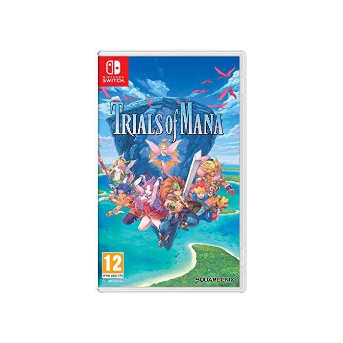 Trials of Mana NSW (Nintendo Switch) (New)