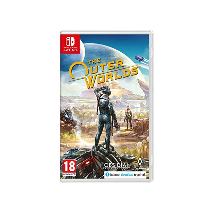 The Outer Worlds (Nintendo Switch) (New)