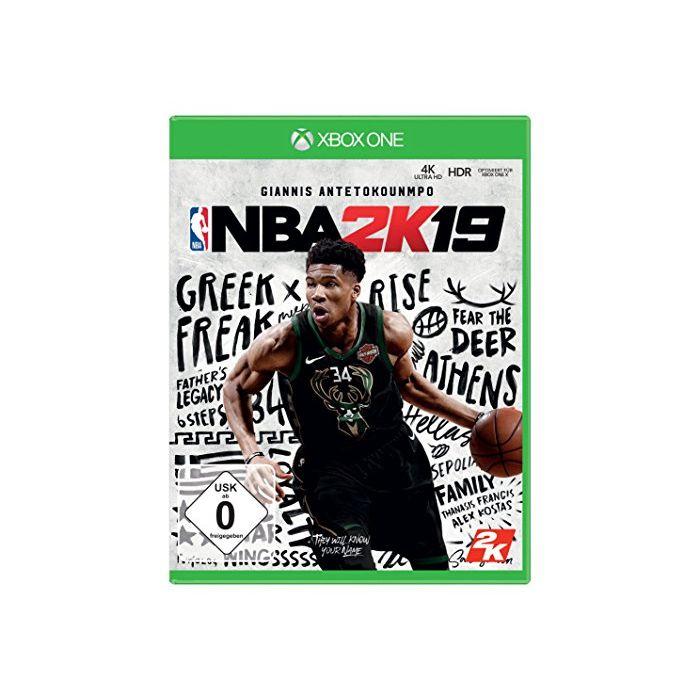 Take-Two Interactive NBA 2K19 Xbox One USK: 0 (New)