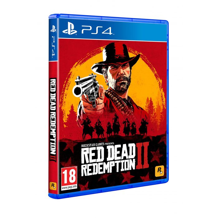 Red Dead Redemption 2 (PS4) (Spanish Import) (New)