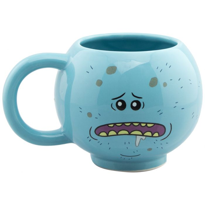 GB Eye LTD, Rick and Morty, Mr Meeseeks, 3D Mug (New)
