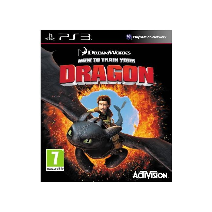 How To Train Your Dragon (PS3) (New)