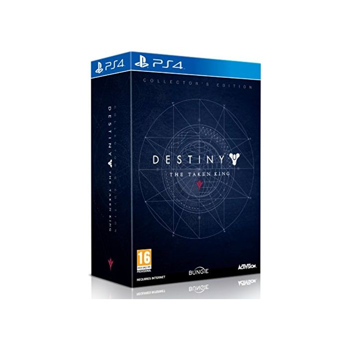 Destiny The Taken King Collectors Edition PS4 Game (New)