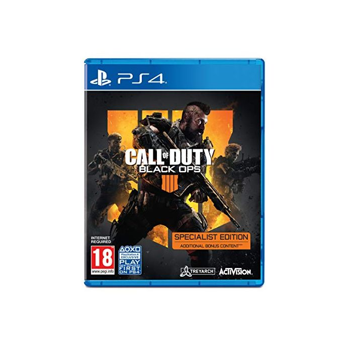 Call of Duty Black Ops 4 (Specialist Edition) (PS4) (New)