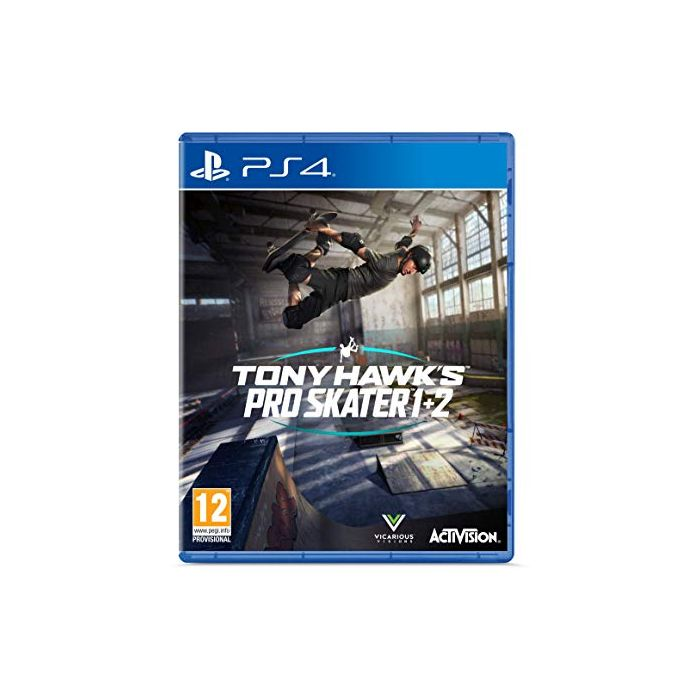 Tony Hawk's Pro Skater 1 + 2 (PS4) (New)