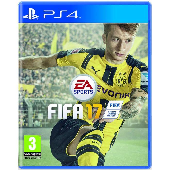 Fifa 2017 - (PS4) (New)