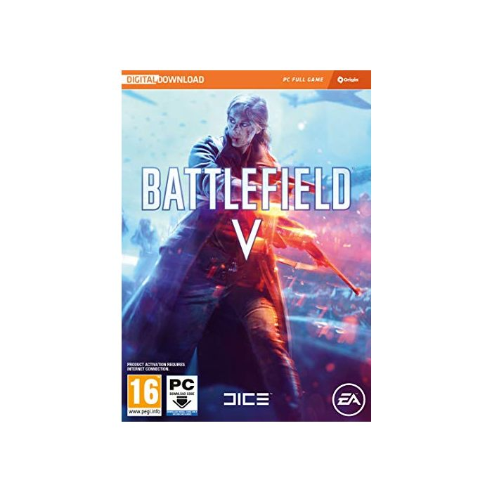 Battlefield V (PC Code in a Box) (New)