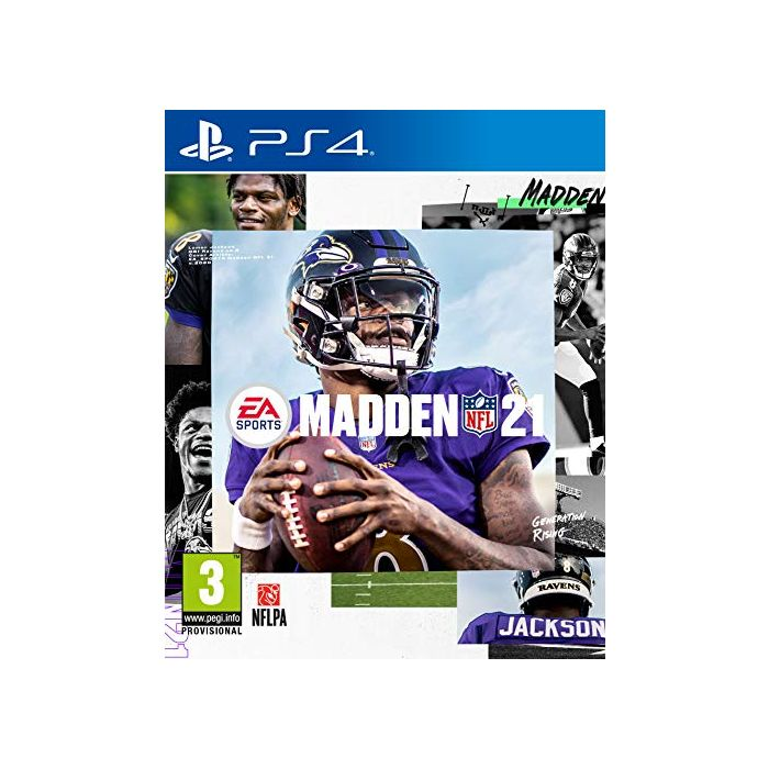 Madden NFL 21 (PS4) (New)