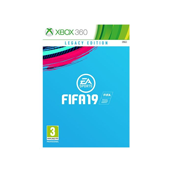FIFA 19 Legacy Edition (Xbox 360) (Preowned)