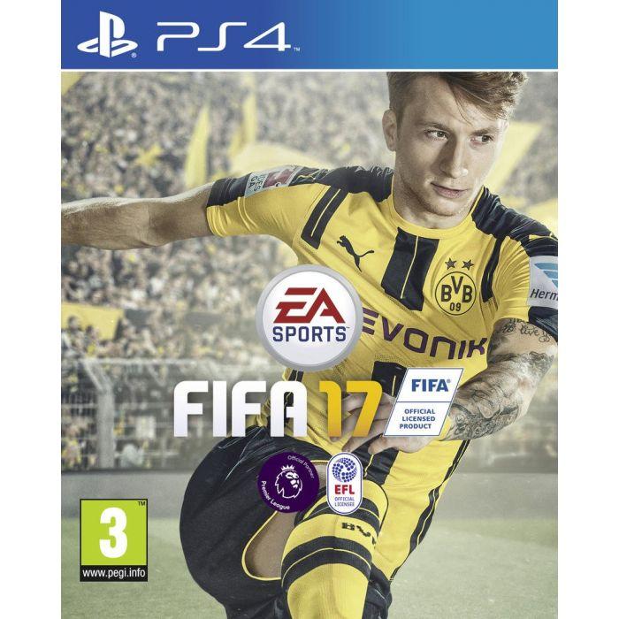 ps4 - Fifa 17 (1 Games) (New)