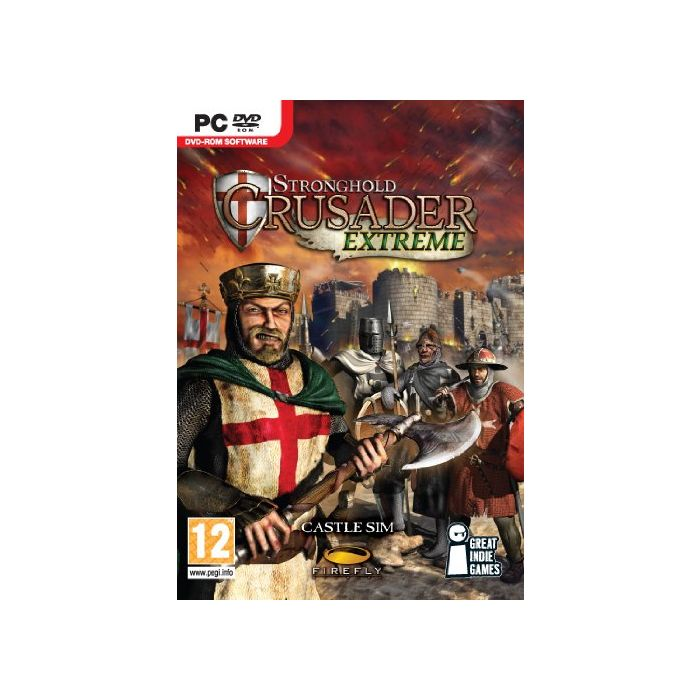 Stronghold Crusader Extreme (PC DVD) (New)