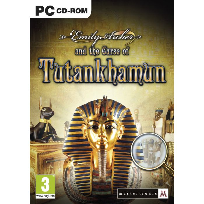 Emily Archer and The Curse of Tutankhamun (PC CD) (New)