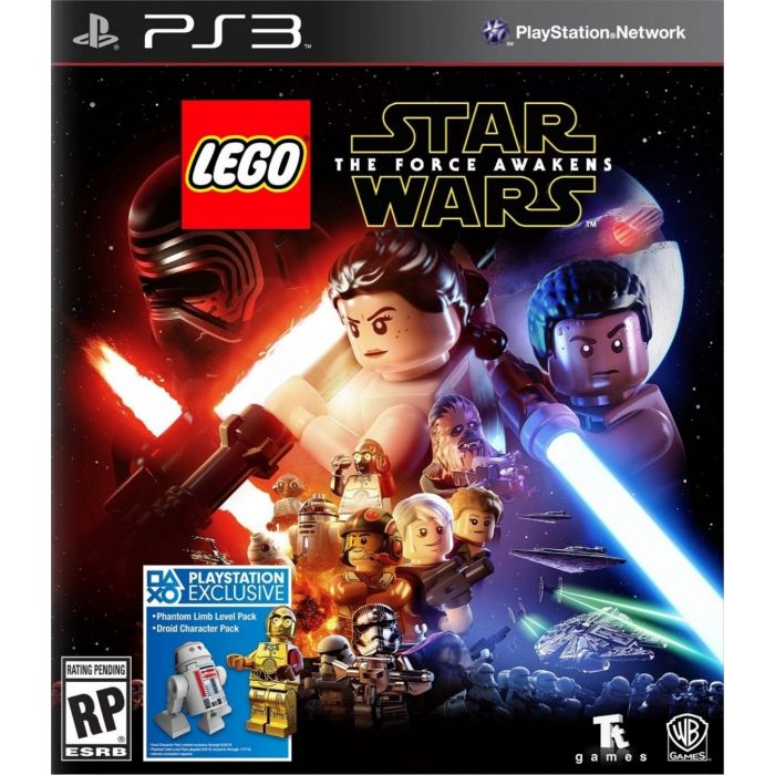 Lego Star Wars The Force Awakens (PS3) (New)