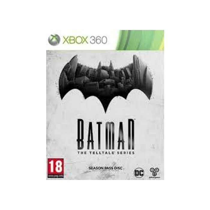 Batman: The Telltale Series (Xbox 360) (New)