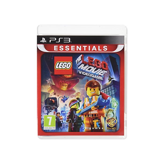 Lego Movie: The Videogame (Essentials) (PS3) (Spanish Import) (New)