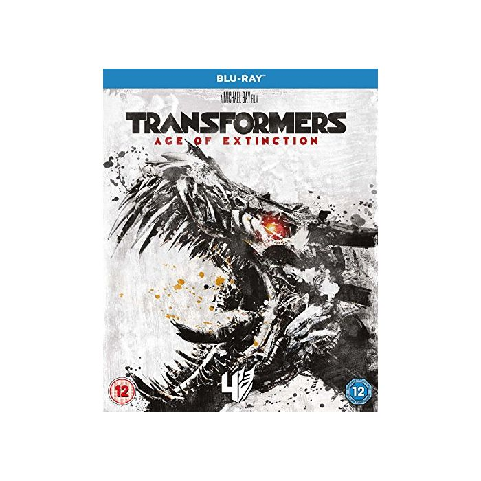 Transformers: Age Of Extinction [Blu-ray] (New)